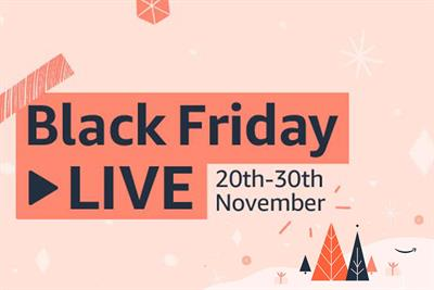 Amazon enlists David Walliams, Marvin Humes, Alesha Dixon and more for Black Friday virtual event
