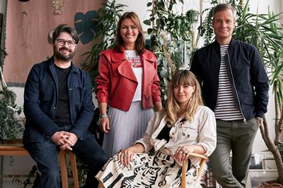 AMV promotes Nadja Lossgott and Nicholas Hulley to ECDs
