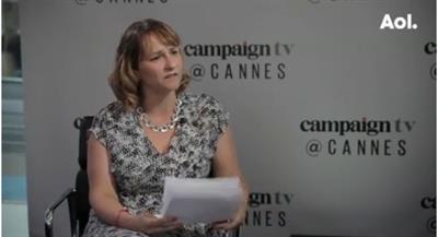 How do big brands get heard through the noise? Cannes TV