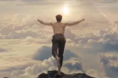Whisky ad showing man jumping off cliff deemed 'irresponsible'