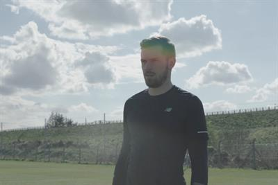 New Balance confronts inner demons in ad starring Aaron Ramsey and Joe Root