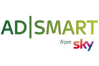 Sky offers £1m free ad time to 100 SMEs in AdSmart scheme