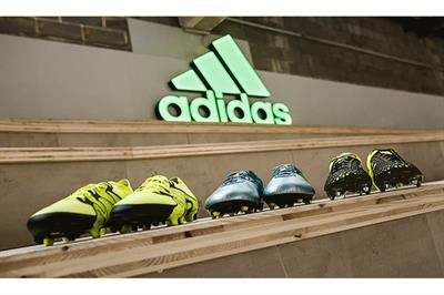 Global In Pictures: Adidas unveils urban football centre in Germany