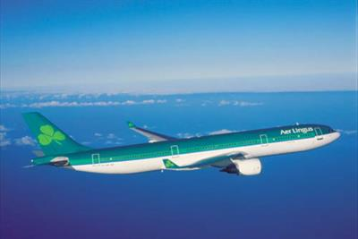 Aer Lingus tentatively accepts €1.36bn bid from British Airways owner IAG