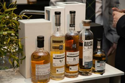 William Grant & Sons to showcase ancient reserves collection
