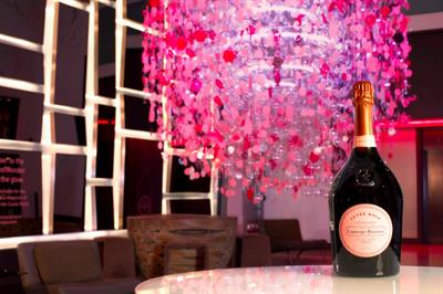 In pictures: Andaz unveils Christmas installation with Laurent-Perrier