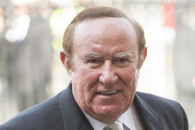 Media buyers: Andrew Neil's departure from GB News a 'big concern'