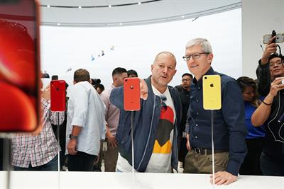 We have hit peak Apple
