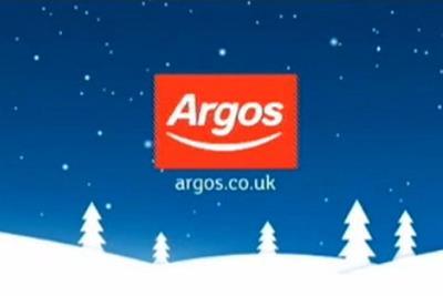 Top ten ads of the week: Argos takes top spot as Christmas battle intensifies