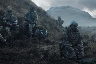 Army unveils 'inclusive' recruitment campaign
