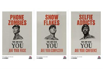 Has the Army recruitment campaign missed its target?