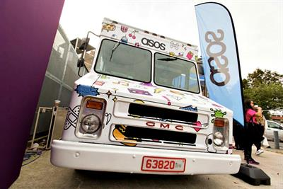 Event TV: Asos Blank Canvas global tour