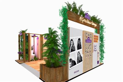 Aussie haircare lends sympathetic ear with loo tour