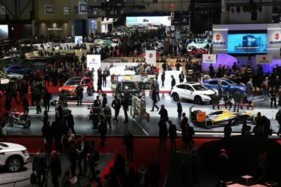 Blog: Inside this year's Geneva Motor Show