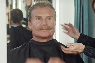 Aviva ad starring David Coulthard banned for encouraging dangerous driving