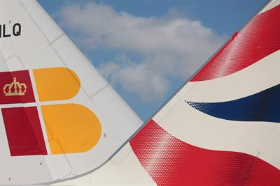 BA and Iberia hire Carat for global media