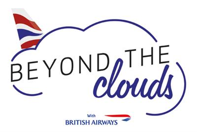 How British Airways aims to take festival-goers 'beyond the clouds'
