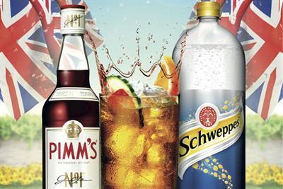 Schweppes summer campaign celebrates British heritage