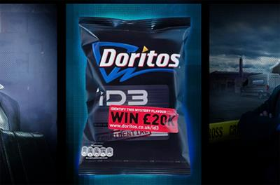 Promo Review - Doritos iD3 promotion