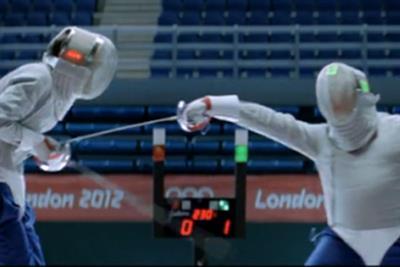 EDF engineers 'test' Olympic venues in humorous spot