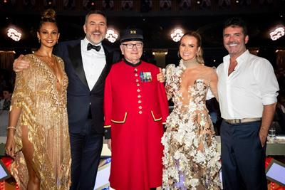 Britain's Got Talent finale is most-watched ITV show this year