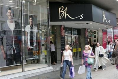 BHS row draws in Green as government seeks buyer, Costa sales up... and more