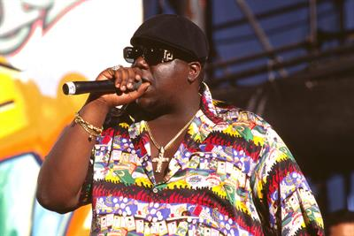 Biggie Smalls was the master marketer