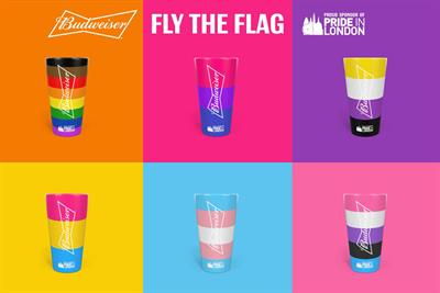 Budweiser hosts series of events celebrating Pride in London