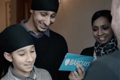 Four shops vie for Barclays ad account