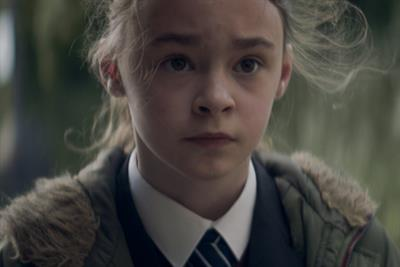 Barnardo's highlights struggles of bullied children with CGI hyenas