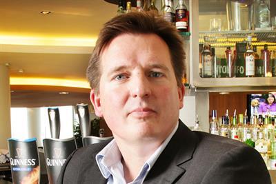 Britvic names ex-Diageo marketer Matt Barwell as CMO