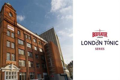 Beefeater to stage 'Sip-Hop' event in London
