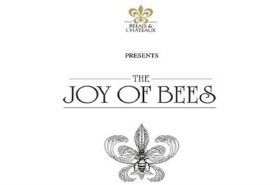 Relais & Chateaux to open immersive honey tasting installation