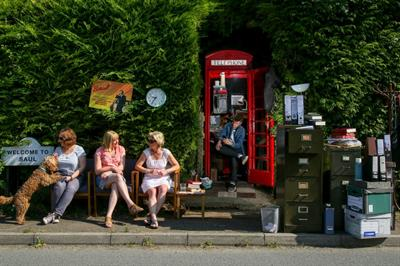BT creates office in a phone box for 'Better Call Saul' launch
