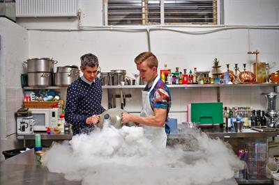 Barclaycard to deliver 24-hour dining experience with Bompas & Parr