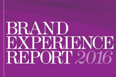 Brand Experience Report 2016 launches today