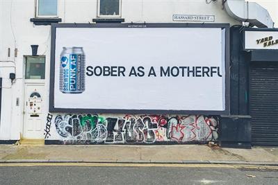 BrewDog's 'Sober as a motherfu' ads spark ASA investigation