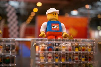 Game Digital to expand Lego fan event Bricklive