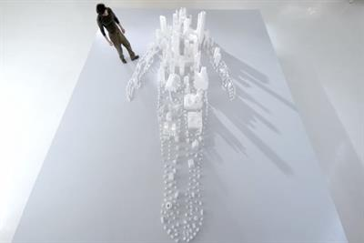 Brita ad takes swipe at soft drinks with city made of sugar