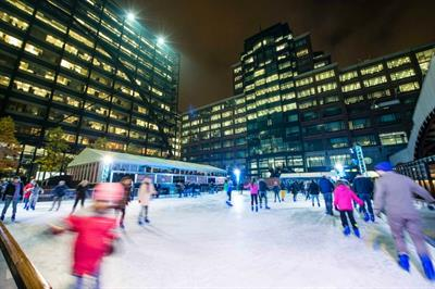 Stella Artois teams up with Broadgate for pop-up bar
