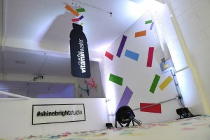 Glacéau Vitaminwater opens creative studio at Old Truman Brewery