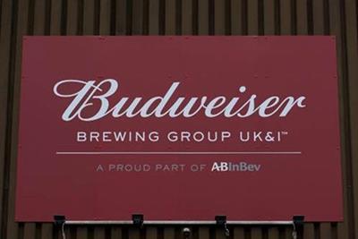 AB InBev UK rebrands as Budweiser Brewing Group UK&I