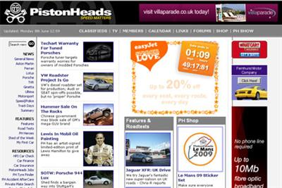 PistonHeads.com hits 2.5 million people with record ABCe