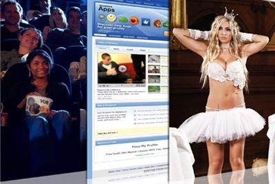TV, cinema and online unite to create one-stop ad service