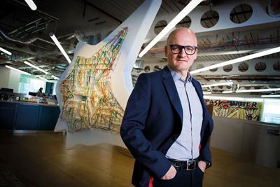 UKTV chief Darren Childs steps down after eight years