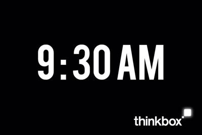 Live: Thinkbox's 'TV Nation'