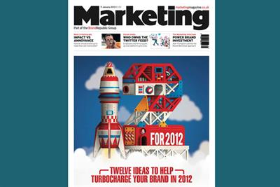 Marketing magazine revamps with new design, a picture cover and refreshed content