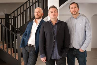 Start-up agency The Corner opens for business