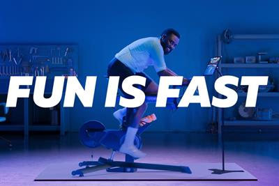 Four agencies race for Zwift's global media as in-home fitness market hots up