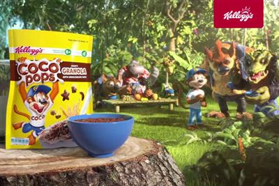 Kellogg's falls foul of TV junk food rules with ad for 'healthier' Coco Pops Granola